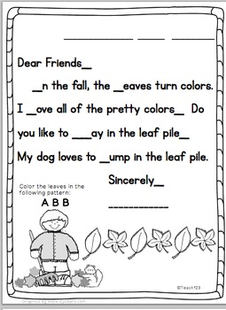 November 1st Grade Morning Messages