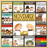NOVEMBER Emergent Reader MEGA BUNDLE