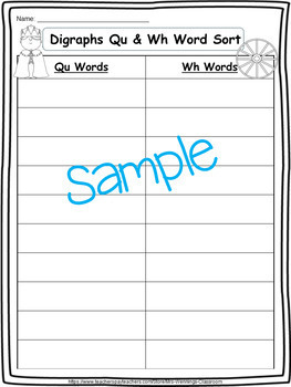 1st Grade NOVEMBER Lesson Plans, Activities & Word Work!