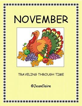 NOVEMBER: TRAVELING THROUGH TIME