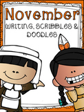 NOVEMBER WRITING PROMPTS common core