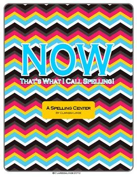 NOW Spelling! Center