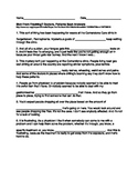 NPR - Fracking & Health worksheet