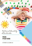 NQS - National Quality Standards Posters for Policies & Pr