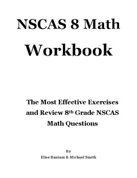 NSCAS 8 Math Workbook - Nebraska
