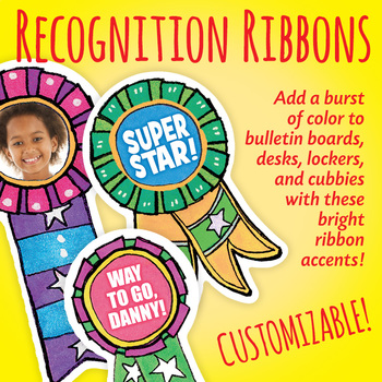 NSD3210 Recognition Ribbons