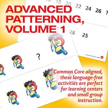 NSD9096 Advanced Patterning, Vol. 1