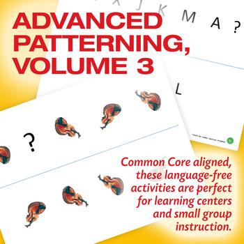 NSD9098 Advanced Patterning, Vol. 3