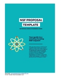 NSF Proposal Outline/Template