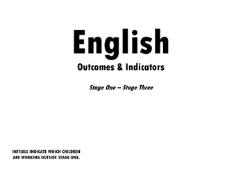 NSW English Syllabus
