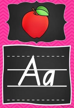 NSW Foundation Font Alphabet Set