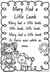 NSW Foundation Font Nursery Rhymes Posters