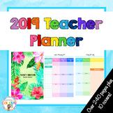NSW Teacher Planner 2019