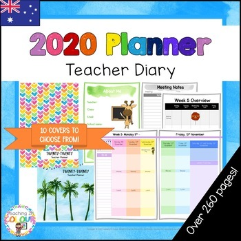 NSW Teacher Planner 2020
