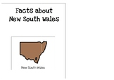 NSW facts. Adapted book