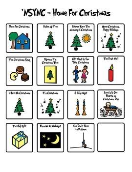 'NSYNC - Home For Christmas