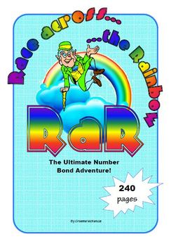 NUMBER BONDS: Race Across the Rainbow Ultimate Adventure Pack