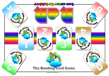 NUMBER BONDS for 10: RaR Card Game
