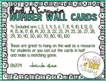NUMBER CARDS {Ten Frames, Base Ten, Numeric, Written Number & Money