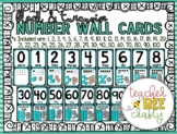 NUMBER CARDS {Ten Frames, Base Ten, Numeric, Written Numbe