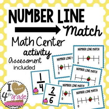 NUMBER LINE MATCH GAME