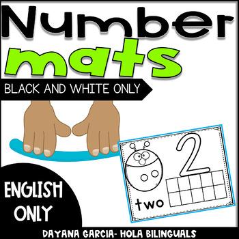 NUMBER MATS- ENGLISH