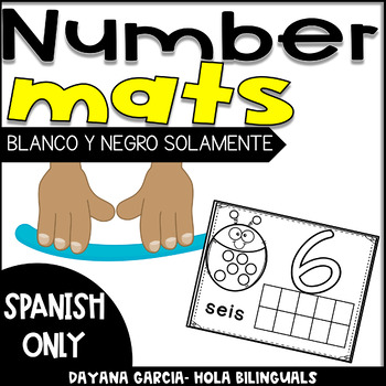 NUMBER MATS-SPANISH