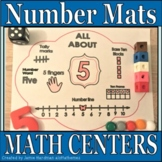 NUMBER SENSE with NUMBER MATS and activities