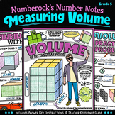 NUMBER NOTES ★ Volume Activities For 5th Grade Math Journals