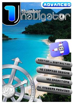 NUMBER OPERATIONS: ADD and SUBTRACT; Number Navigator 1 ADVANCED  Edition