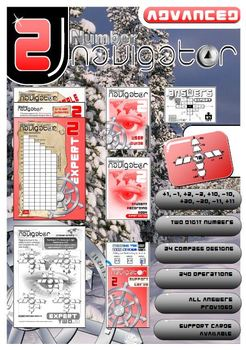NUMBER OPERATIONS: ADD and SUBTRACT; Number Navigator 2 EXPERT Edition