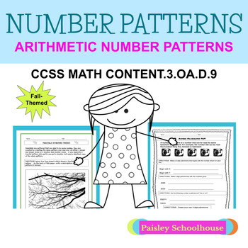 Fall: Arithmetic: Number Patterns