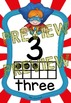 SUPERHERO NUMBER POSTERS WITH TEN FRAMES: SUPERHERO THEME: