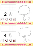 NUMBER RECOGNITION (1-10) / APPLE