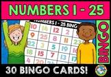 NUMBER RECOGNITION GAME ACTIVITY KINDERGARTEN (NUMBERS 1-2