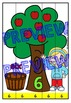 APPLES KINDERGARTEN ACTIVITIES (NUMBER RECOGNITION 1-10 GAME) APPLE MATH CENTER