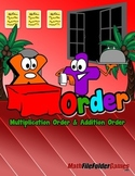 Order: Multiplication Order & Addition Order