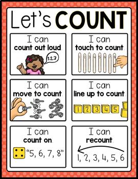 NUMBER SENSE TO TEN: MATH ACTIVITY PACK