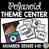 NUMBER SENSE ACTIVITIES 1-10 (SUBITIZING CARDS GAME KINDERGARTEN)