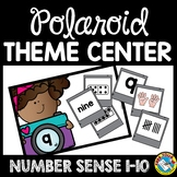 NUMBER SENSE ACTIVITIES 1-10 (SUBITIZING CARDS GAME KINDERGARTEN)