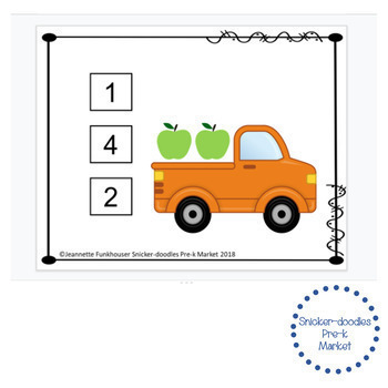 ADAPTED BOOKS: COUNTING 1 TO 10 2 WITH TRUCKS