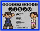 NUMBER SENSE~ BINGO
