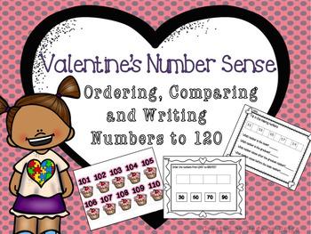 NUMBER SENSE PACK- Valentine's Edition!