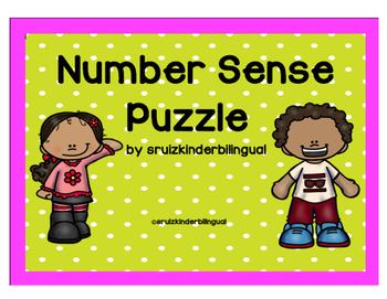 NUMBER SENSE PUZZLE