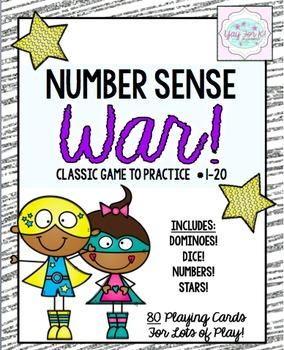 Numbers 1-20--War