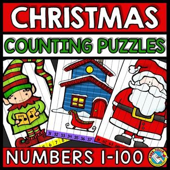 NUMBER SEQUENCE CHRISTMAS ACTIVITY KINDERGARTEN (DECEMBER MORNING WORK)