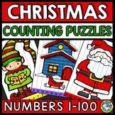 NUMBER SEQUENCE CHRISTMAS ACTIVITY KINDERGARTEN (DECEMBER
