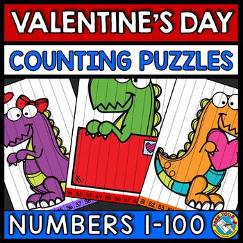 NUMBER SEQUENCE VALENTINES DAY ACTIVITY KINDERGARTEN (FEBRUARY MORNING WORK)