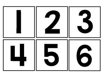 NUMBER SQUARES