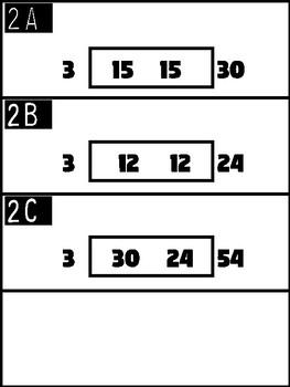 NUMBER TALKS 3-5 PARTIAL QUOTIENTS